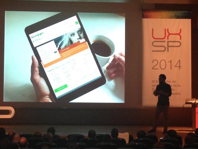 UX Spain 2014: la Experiencia de Usuario como reto